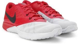 Nike FS LITE TRAINER 4 Training Shoes Red Best Price in India  09353ca3eb1