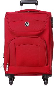 emblem SIGMA SUITCASE20RED Expandable  Check-in Luggage - 20 inch