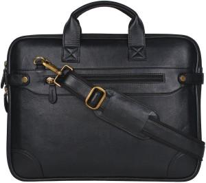 Attache 15.6 inch Expandable Laptop Messenger Bag