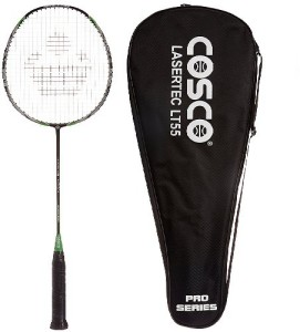 Cosco LT55 Lasertec Badminton Racquet G4 Strung