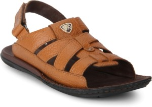 051992a61 Red Chief Men Elephant Tan Sandals Best Price in India