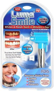 Benison India Luma Smile Rubber Cups Stain Remover With Led Light