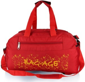 e46de06eca Bag Age Gym Bag Travel Duffle Bag Red 30 L Backpack Red Best Price ...