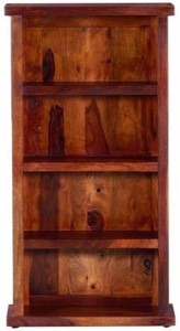 Ringabell Lexicon Solid Wood Open Book Shelf