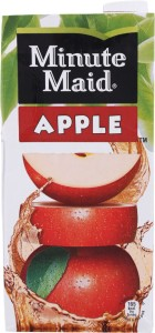 Minute Maid Apple Juice 1 L