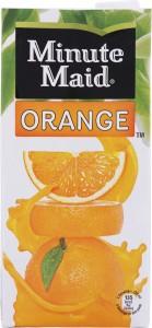 Minute Maid Orange Juice 1 L