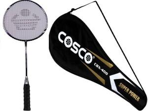 Cosco CBX-400 Badminton Racquet G5 Strung