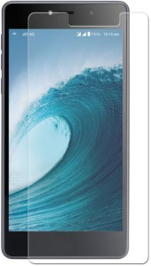 QTouch Tempered Glass Guard for Lyf Water 1