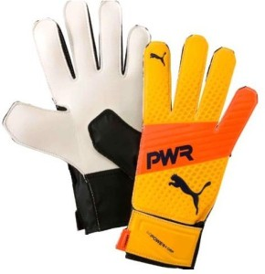 PUMA evoPOWER GRIP 4.3 ( 10 ) Football Gloves (XL, Multicolor)
