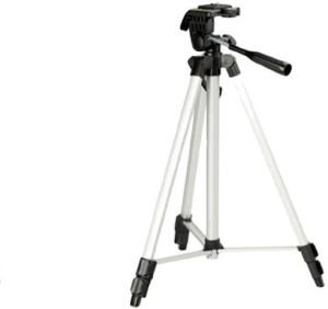 Doodads D333 Pro Tripod Camera Stand (Silver) Tripod