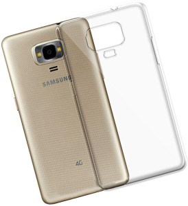 promo code 3f9da 711a8 rs mobizilla Back Cover for samsung Z4transparent