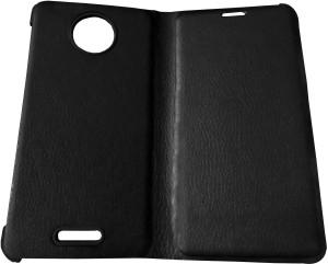 Rs Mobizilla Flip Cover For Motorola Moto C Black