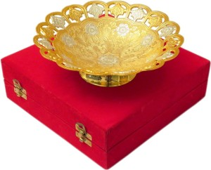 Indian Craft Villa Handmade Brass Bowl