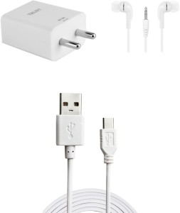 Trust Wall Charger Accessory Combo for Smartron srt.phone