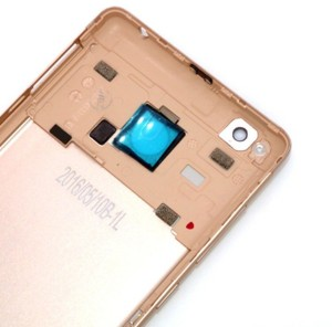 the best attitude 2dcb5 a79c8 Case Creation Xiaomi Redmi 3S Prime Back PanelGold
