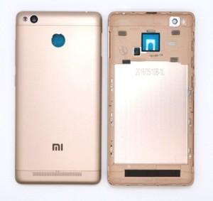 83dd77227e5d61 Case Creation Xiaomi Redmi 3S Prime Back Panel Gold Best Price in ...
