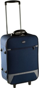 Vip Alfa Volcano ALFA_VOLCANO-NAVY Expandable  Cabin Luggage - 23 inch