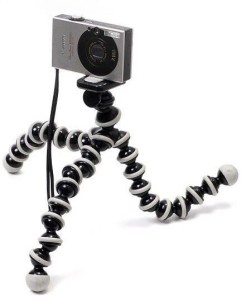 Sukot Gorilla Mobile Stand Phone Holder Flexible Digital Camera Tripod Kit, Monopod Kit