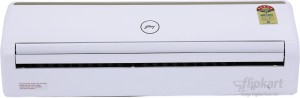 Godrej 1.5 Ton 5 Star Split AC  - White