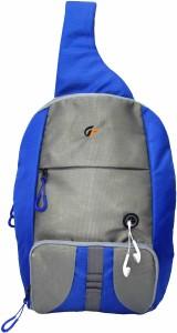 Good Times BLUE Ultra-Slim 20 L Laptop Backpack