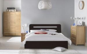 Auspicious Home Lexus Engineered Wood Queen Bed With Storage