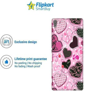 new product 15217 bb9bc Flipkart SmartBuy Back Cover for Sony Xperia XA Ultra DualMulticolor