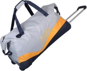 Hobie Hobie Expandable Trolley Duffels - H130265003 | Grey | XX-Large 26 inch/66 cm Travel Duffel Bag