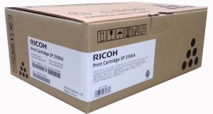 Ricoh SP310 Toner Cartridge Ricoh SP310 Single Color Toner