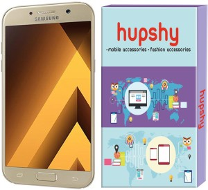 Hupshy Tempered Glass Guard for SAMSUNG Galaxy A5 (2017)