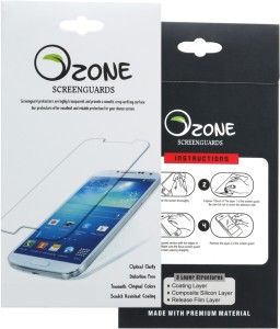 Ozone Screen Guards Tempered Glass Guard for Lenovo Vibe Shot
