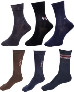 Indistar Men Ankle Length Socks