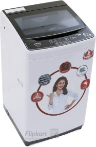 Intex 6.5 kg Fully Automatic Top Load Washing Machine White
