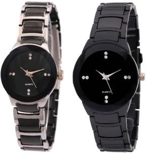 Shivam Retail SR-02 Stylish Metal SB Analog Watch  - For Girls