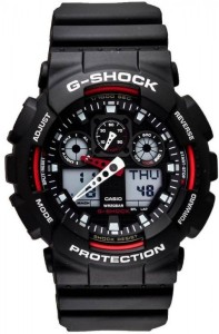 327c2125194a CASIO G SHOCK GA 100 1A4DR G272 Analog Digital Watch For Men Best ...