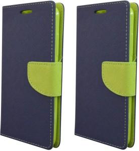 COVERNEW Flip Cover for Mi Redmi 3S Prime