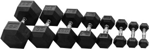 body built 1 Fixed Weight Dumbbell