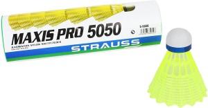 Strauss Maxis Pro Nylon Shuttle  - Yellow
