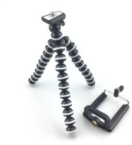 Sukot Small Mini Desktop Video making Tripod Mobile Phone Holder Selfie Stand Tripod Kit