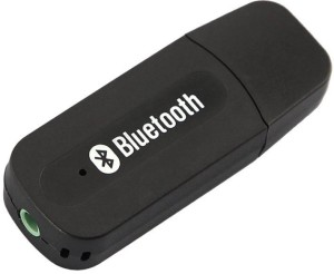 Voltegic ™ BTReceiver, Portable Wireless Audio Adapter with 3.5 mm Stereo Output ( 3.0, A2DP, Built-in Microphone) CR-BT-117 Bluetooth