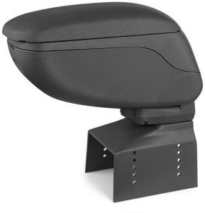 A2D Centre Console Car Armrest Black-Chevrolet Aveo U-VA Car Armrest