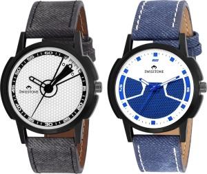 SWISSTONE CMB-510B-615B Analog Watch  - For Boys