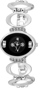Ziera ZR-8001 special collection stylish silver bangle Analog Watch  - For Women