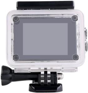 Voltegic ™ Full HD 12MP 1080P Black Helmet Sports Action Waterproof Cam Holder Sports & Action Camera