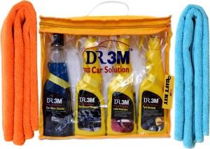 DR3M ADVANCE CAR CARE KIT-04 Car Washing Liquid