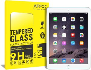 affix Tempered Glass Guard for Apple iPad Air, Apple iPad Air 2, Apple iPad Pro [9.7 Inch]