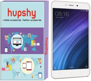 Hupshy Tempered Glass Guard for Redmi 4A