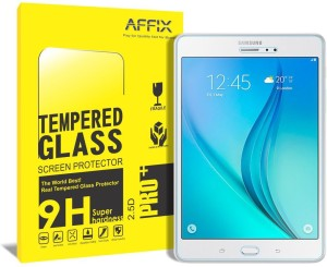 affix Tempered Glass Guard for Samsung Galaxy Tab A SM-T350 / SM-T355 [8 Inch]