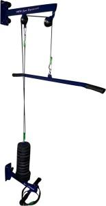 Mh Jim Equipments Bottom Folding LAT Pulley Gym Pull-up Bar