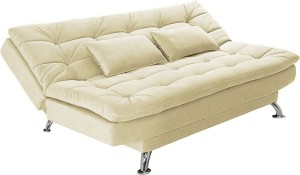 Furny Supersoft Double Solid Wood Sofa Bed