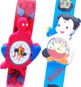 Lecozt Slap watch with stylish dial Analog Watch  - For Boys & Girls